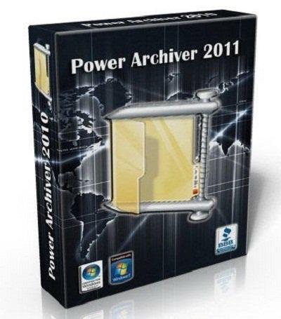 PowerArchiver 2011 Toolbox 12.12.02 Multilingual Portable