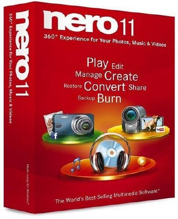 Nero Multimedia Suite 11.2.00400 Full Repack v 2.1