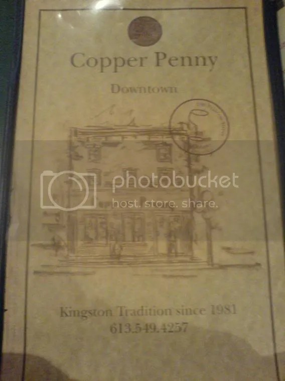 the copper penny kingston ontario
