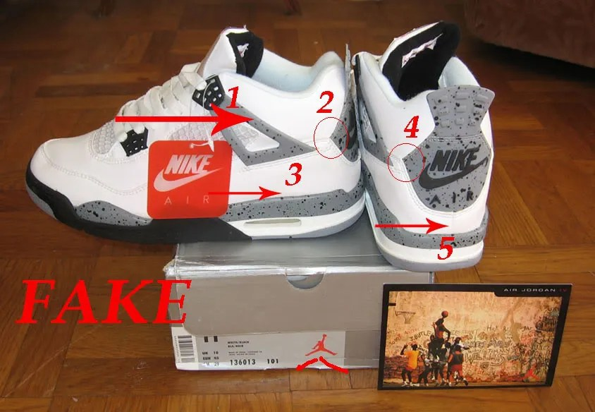 Next To Real Retro S Fake Retro S: GUIDE ON HOW TO TELL FROM FAKE AND REAL NIKE AIR JORDANS