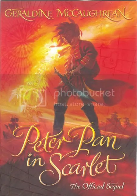 Image result for peter pan in scarletbook cover