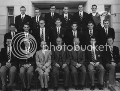St Stithians Class of 1958