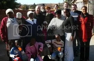 House meeting in Mamelodi
