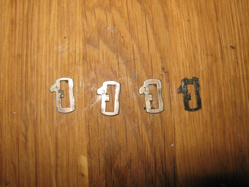 VW space and depth keys | Raf's lockpicking world