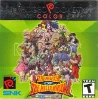 A killer fighting game on a portable? Believe it!