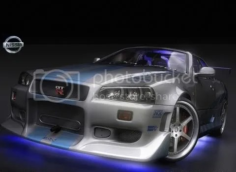 skyline gtr graphics and comments