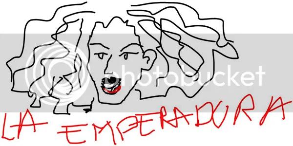 La única Emperadora.