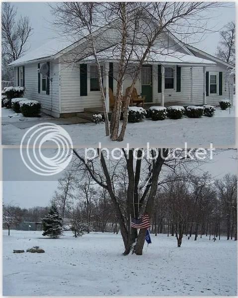 Winter in KY 2010-2011
