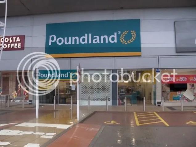 Poundland Charlton