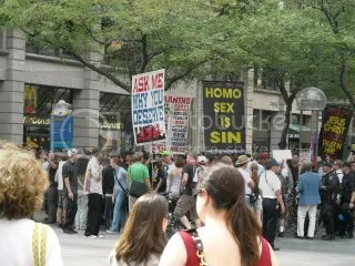 Right-wing religious wackos...