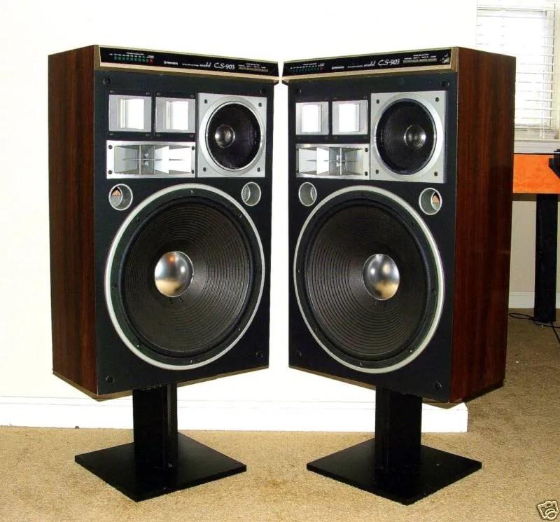 Best Pioneer Speakers Cs