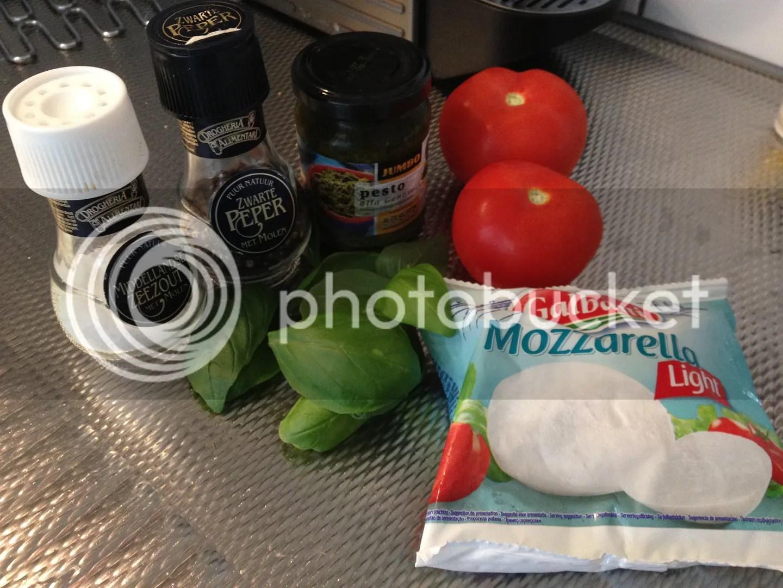 bf9fc634 Recept: Salade Caprese