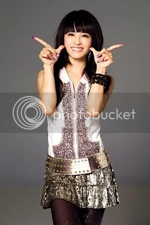 Jolin Tsai - Popular Taiwanese Singer and Dancer