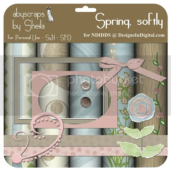 abyscraps Spring Softly