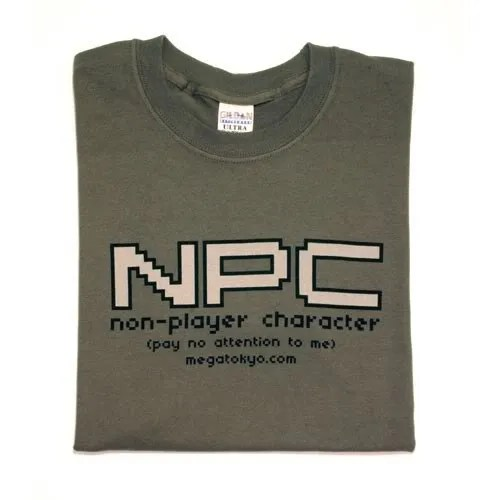 Do you feel like a non player character cartoonbug 39 s weblog for I like insects shirt