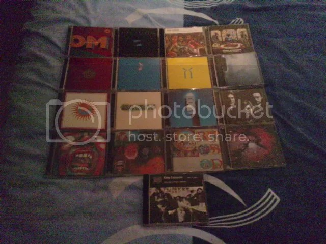 Record Collection & Other Stuff I Own (3/6)