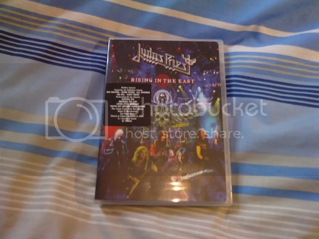 My Judas Priest dvd