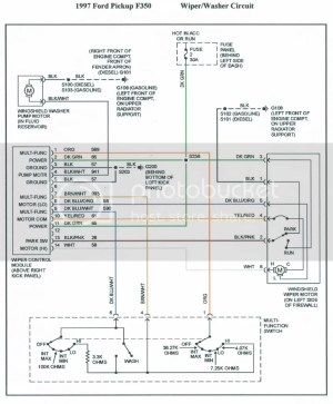 ISO: plete hardcopy wiring diagram  Ford Truck Enthusiasts Forums