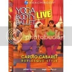Cardio Cabaret Burlesque Style