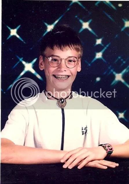 Matt Skiba Bolo tie anyone?
