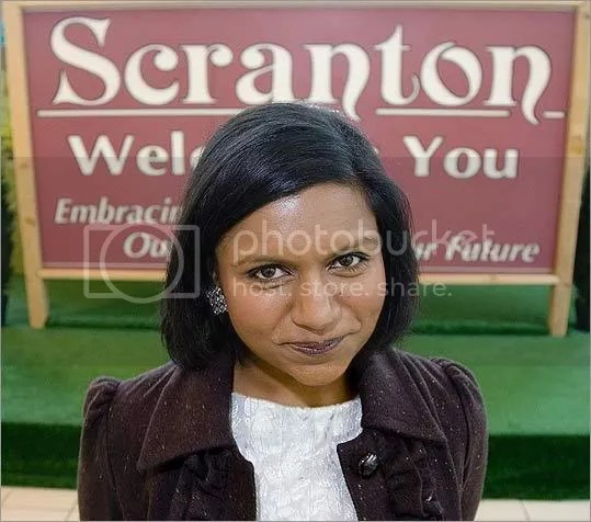 Mindy Kaling Kelly Kapor
