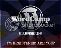 WordCamp Philippines badge1