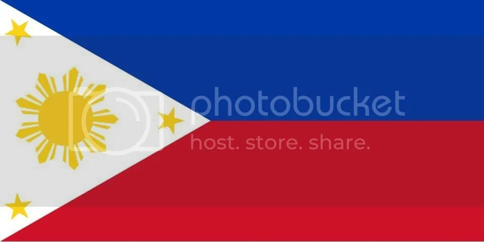 Ninth Ray Philippine Flag