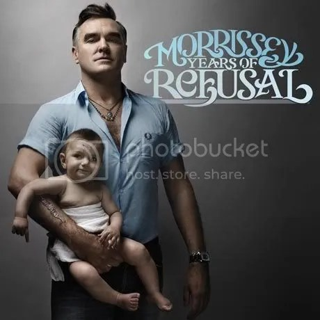 Coverart: Morrissey - Years Of Refusal