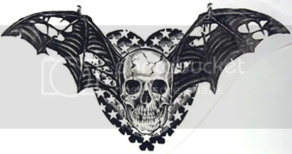 Tattoo-design--skull-wing_001.jpg rock n roll karaoke