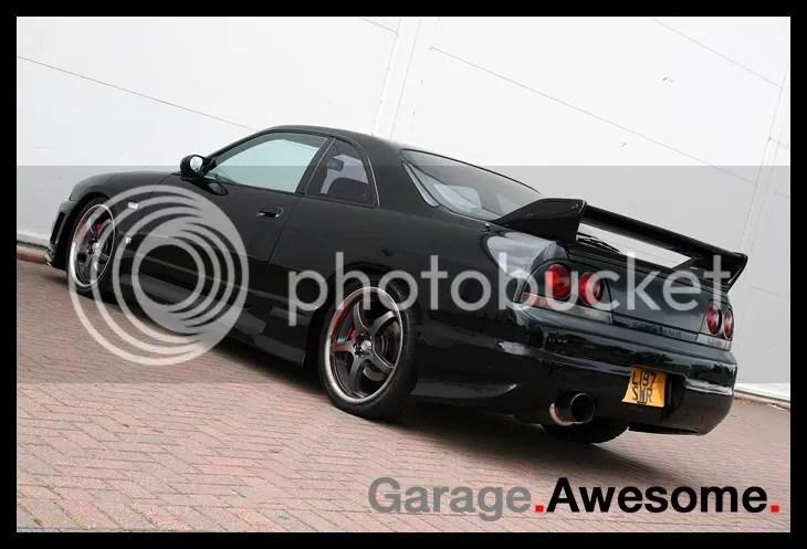 Bens R33 GTS-T
