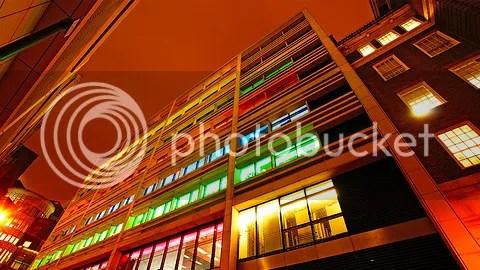 London City Architecture. Credits go to David Gutierrez.