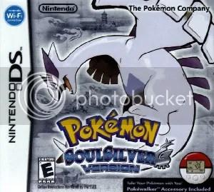 Pokemon: Soul Silver
