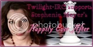 Twilight-IRC supports Stephenie Meyer