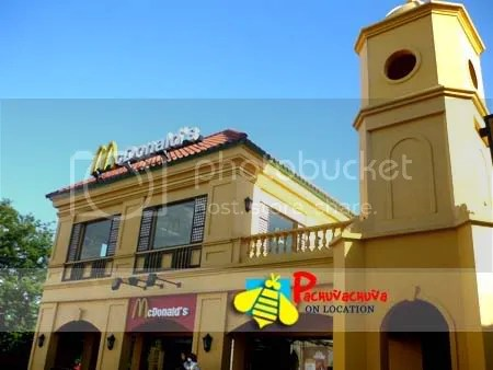 mcdonalds in vigan
