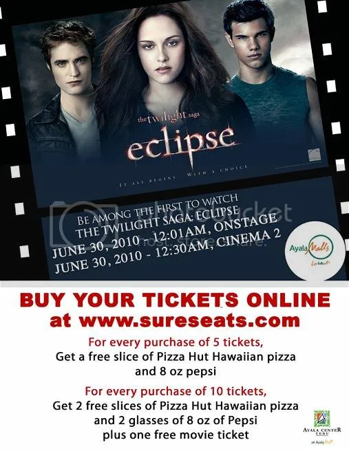 Midnight Screening: Eclipse