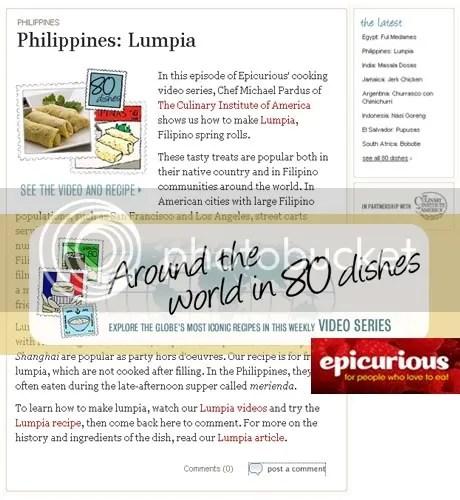 Philippines: Lumpia