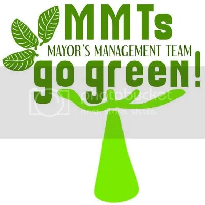 mmts go green shirt design