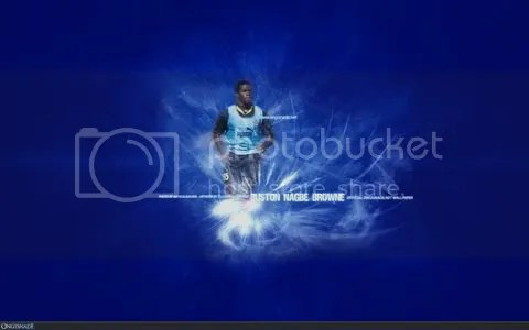 Wallpaper Buston Nagbe Browne
