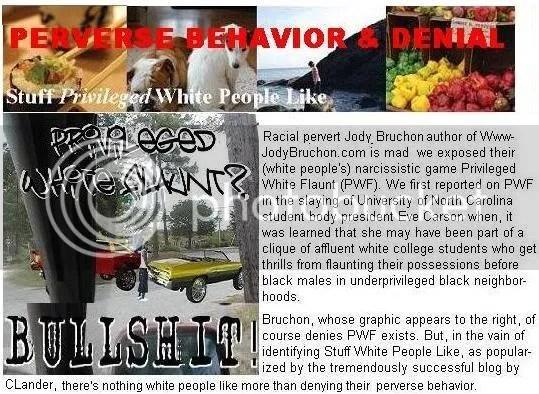 Perverse Behavior & Denial