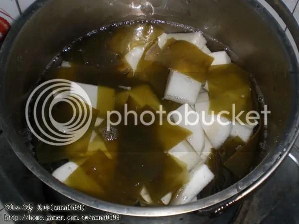 【食譜】蘿蔔昆布湯及涼拌蘿蔔皮 - anna0599的創作 - 巴哈姆特