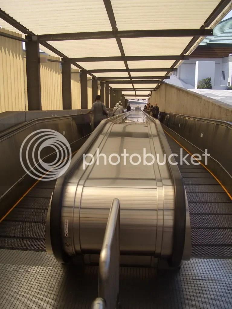 Looooong Escalator