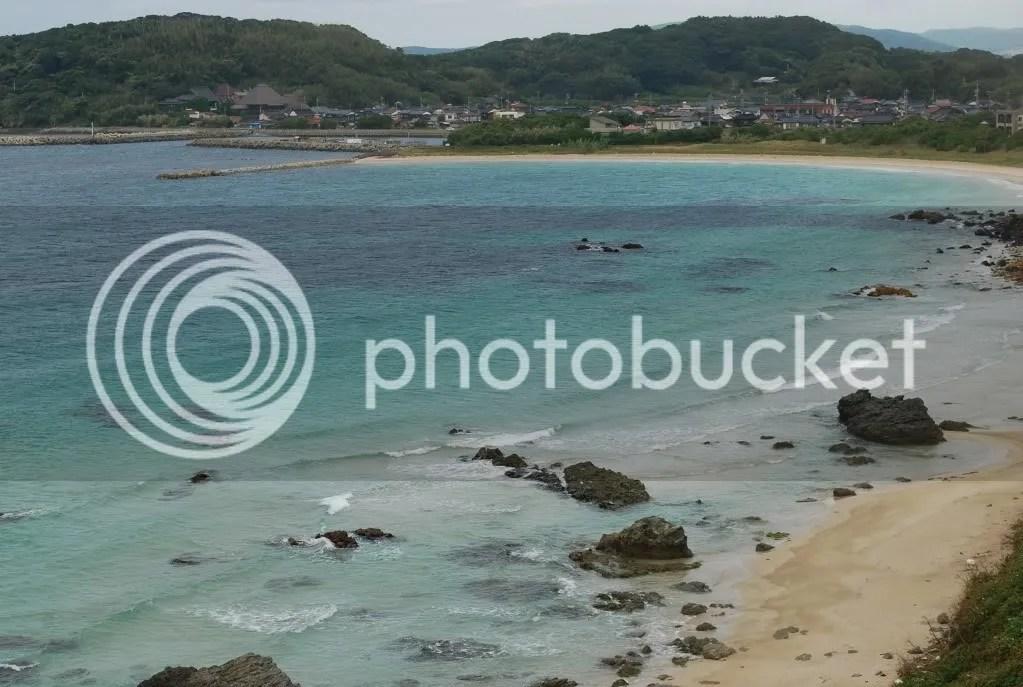 tsunoshima beach