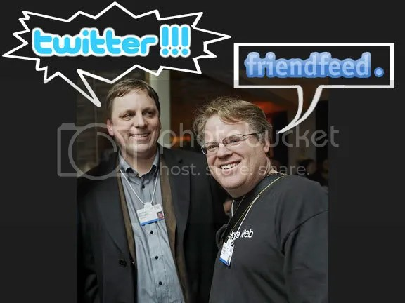michael arrington,robert scoble,FriendFeed,twitter