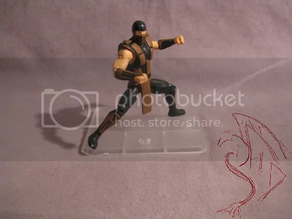 Re Dravenheart Designs New Figures 331 Red Psycho