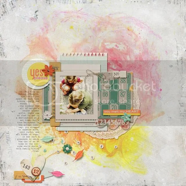 Jenn McCabe Digital Scrapbooking