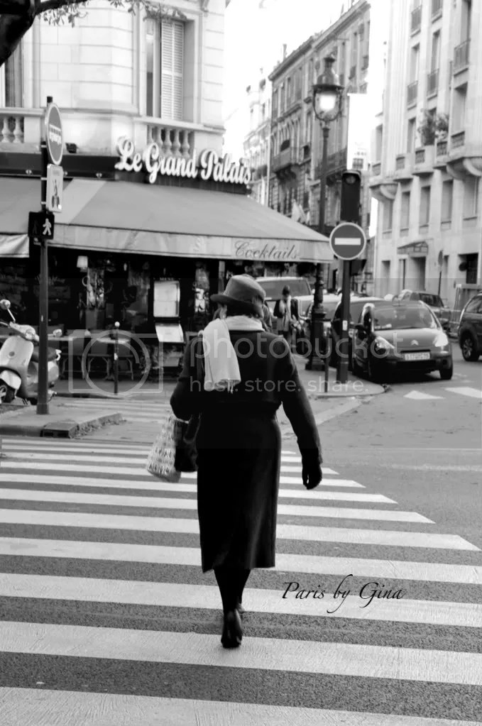 Classic Paris!