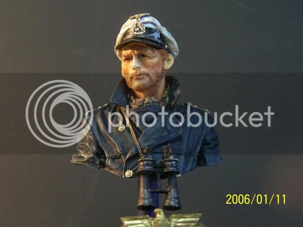 u boat commander - finescale modeler - essential magazine