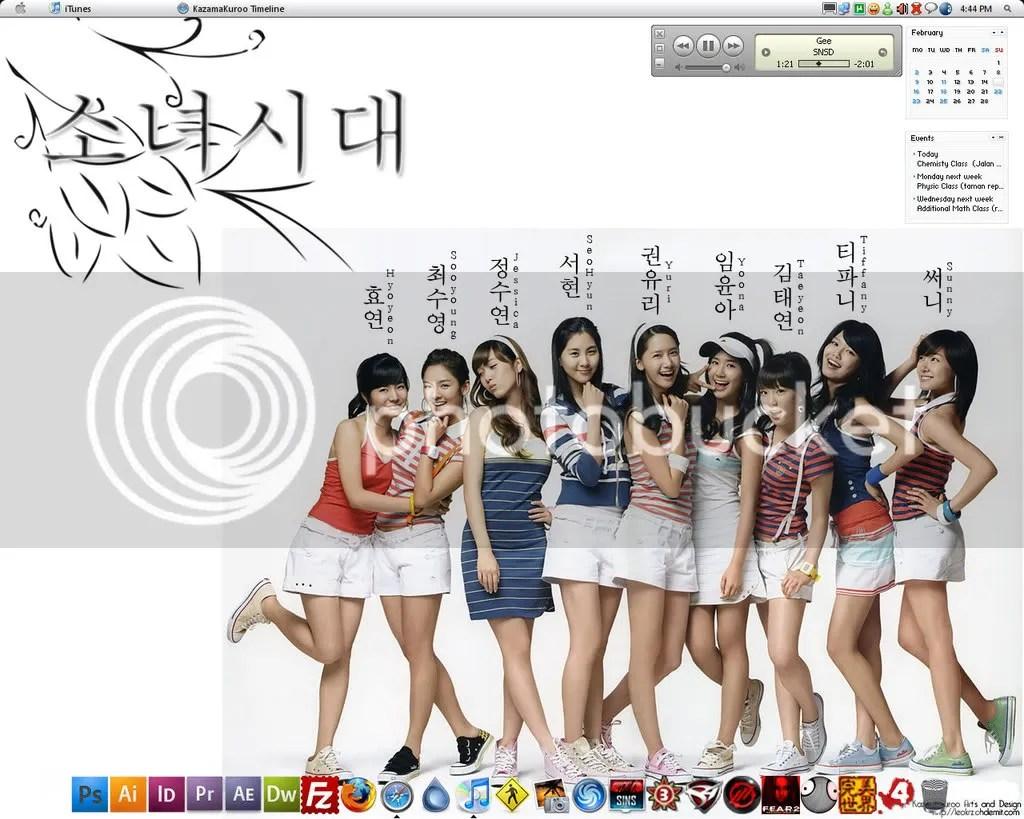 Girls' Generation « Leo's Journal Girl's Generation Wallpaper