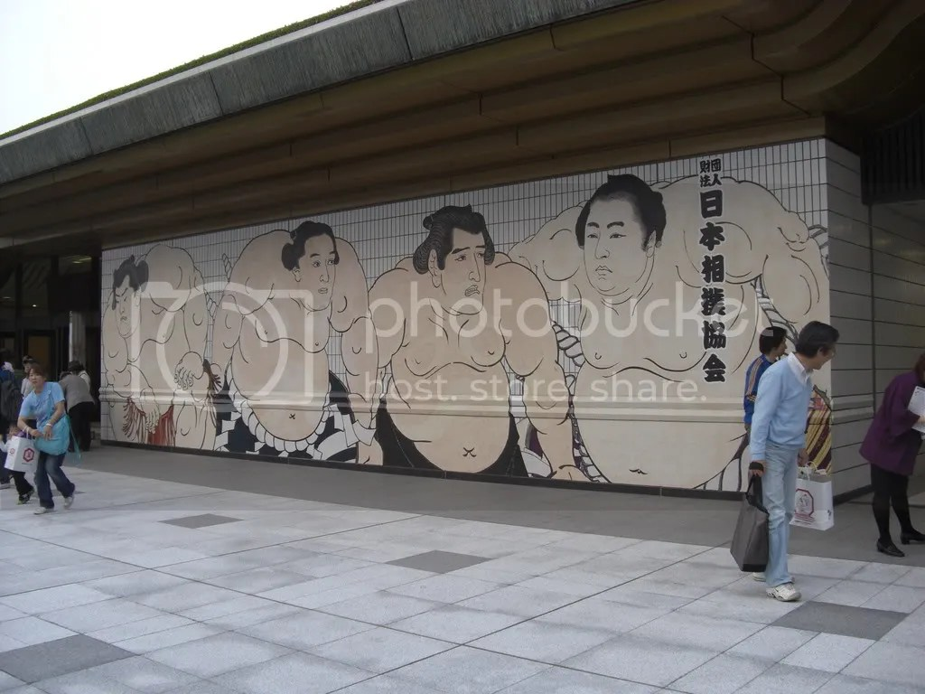 Second wallpainting near the main entrance