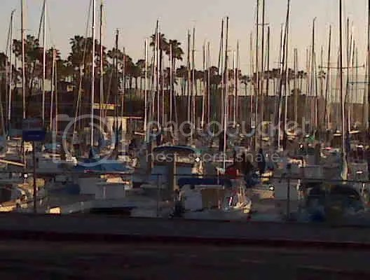 Marina Del Rey - by Sonya Keith